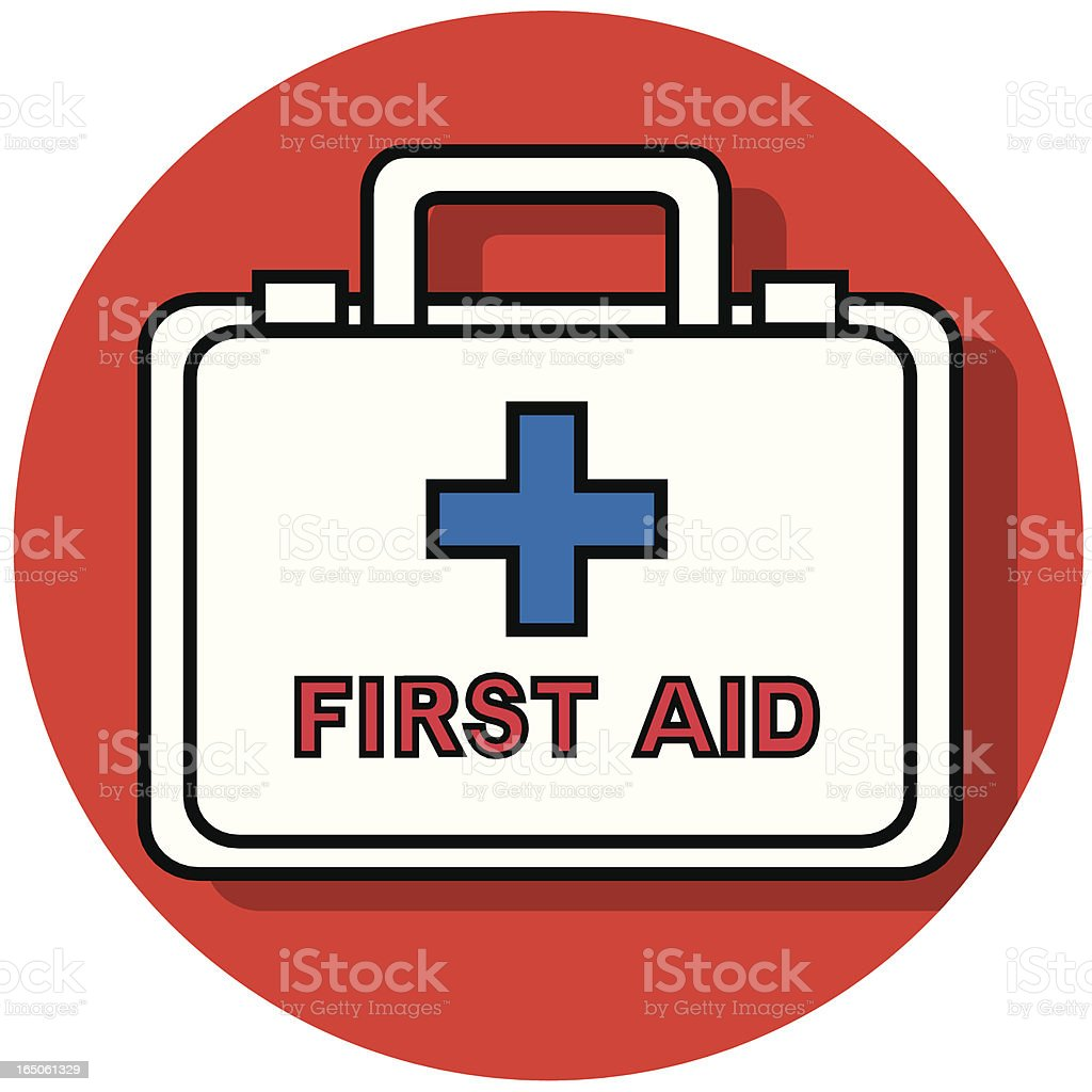 first-aid kit icon royalty-free firstaid kit icon stock vector art & more images of accidents and disasters