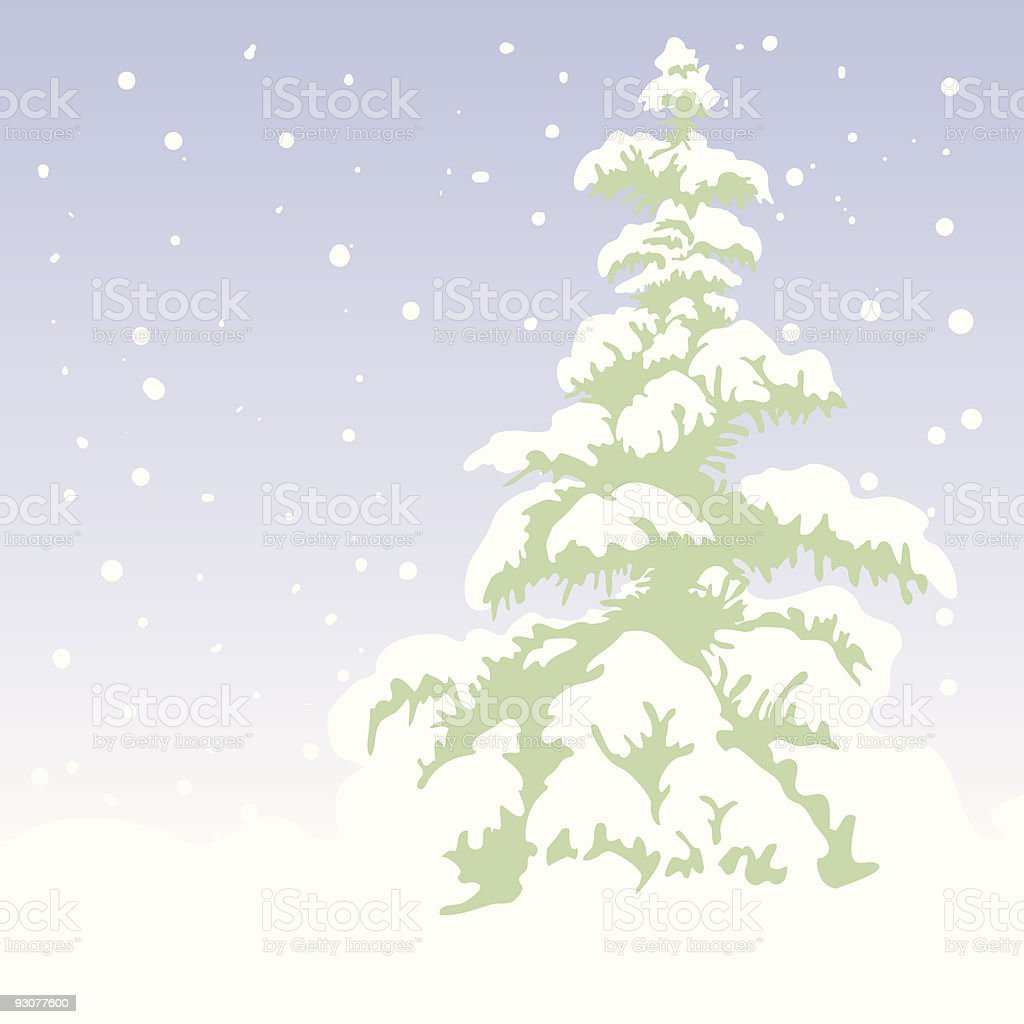 fir-tree royalty-free firtree stock vector art & more images of art