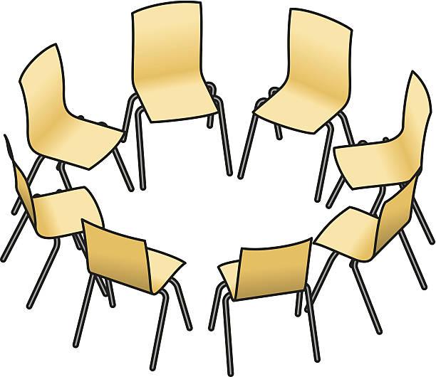 Symbol Sitzkreis
