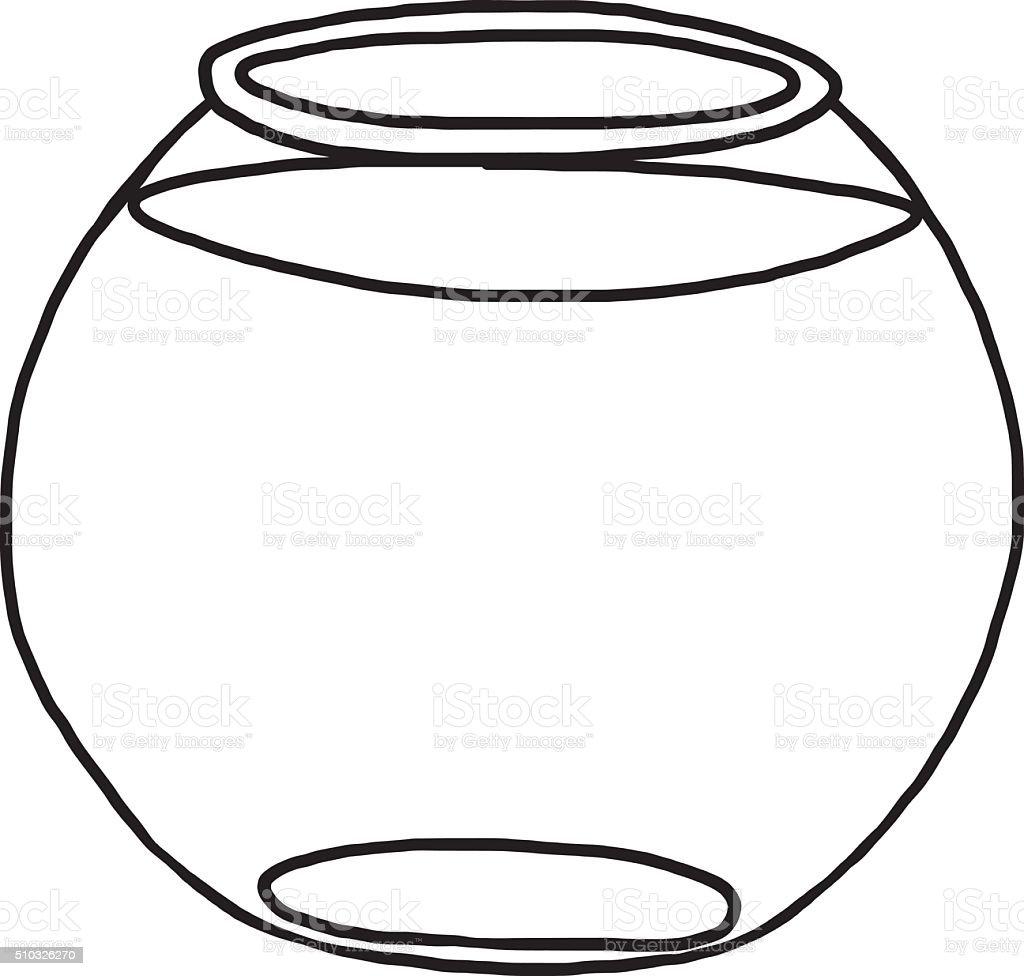 Fishbowl Stock Vektor Art Und Mehr Bilder Von Aquarium