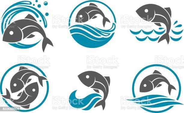 Fish icon set vector id833688604?b=1&k=6&m=833688604&s=612x612&h= rwi4a26tmathxmur62pduirwumukdki0h6qtsepehe=
