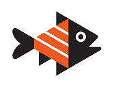 istock Fish Icon 1036273332