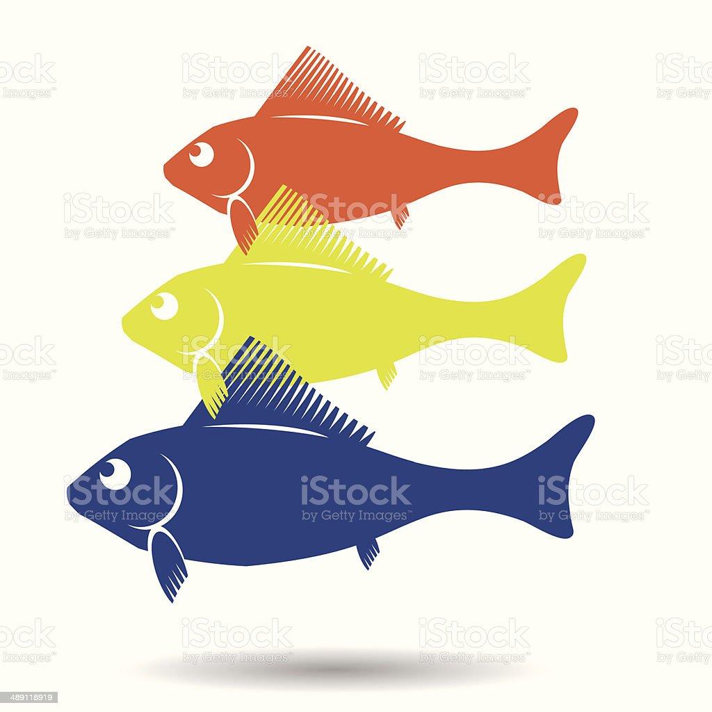 fish symbol royalty-free stock vector art