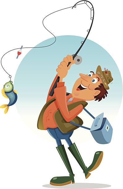 Royalty Free Fishing Hat Clip Art, Vector Images ... | 398 x 612 jpeg 30kB