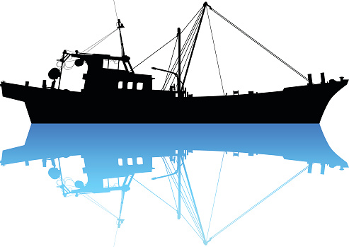 Download Fishing Boat Stock Illustration Download Image Now Istock