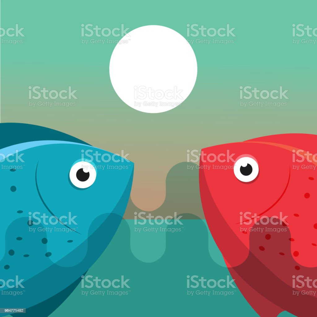 fishing fish cartoon royalty-free fishing fish cartoon stock vector art & more images of abstract