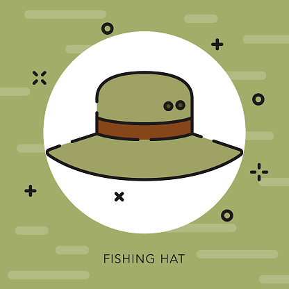 Download Fishing Hat Clipart Vector In Ai Svg Eps Or Psd