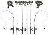 fishing rod icons