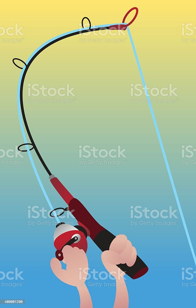Fishing Rod royalty-free fishing rod stock vector art & more images of 2015