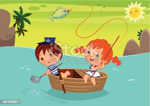 istock Fishing Trip 481969827