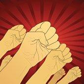 Fist revolution