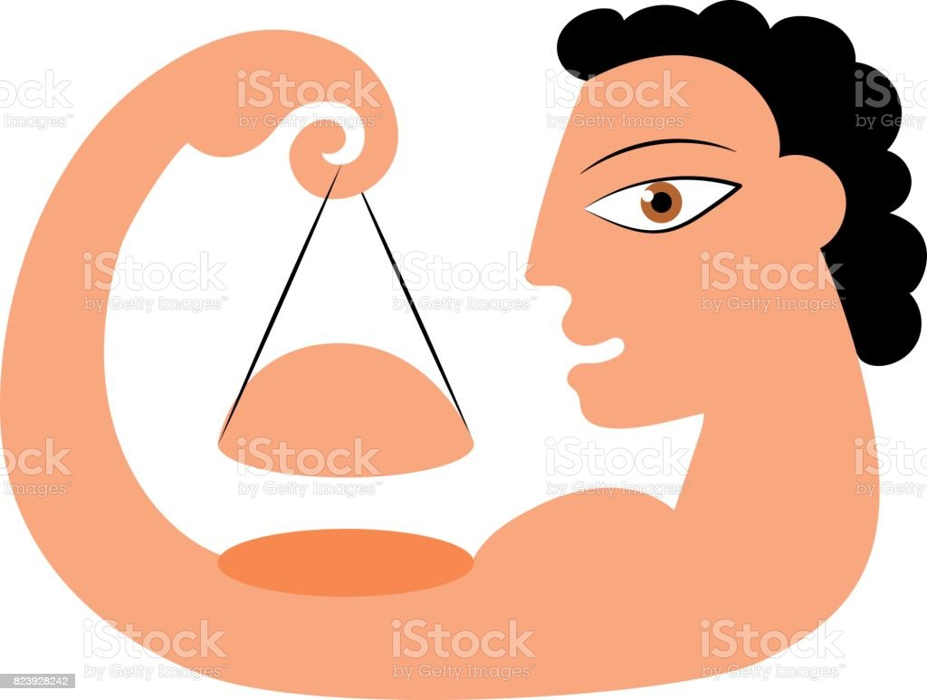 Fitness bodybuilding logo emblem royalty-free fitness bodybuilding logo emblem stock vector art & more images of ancient