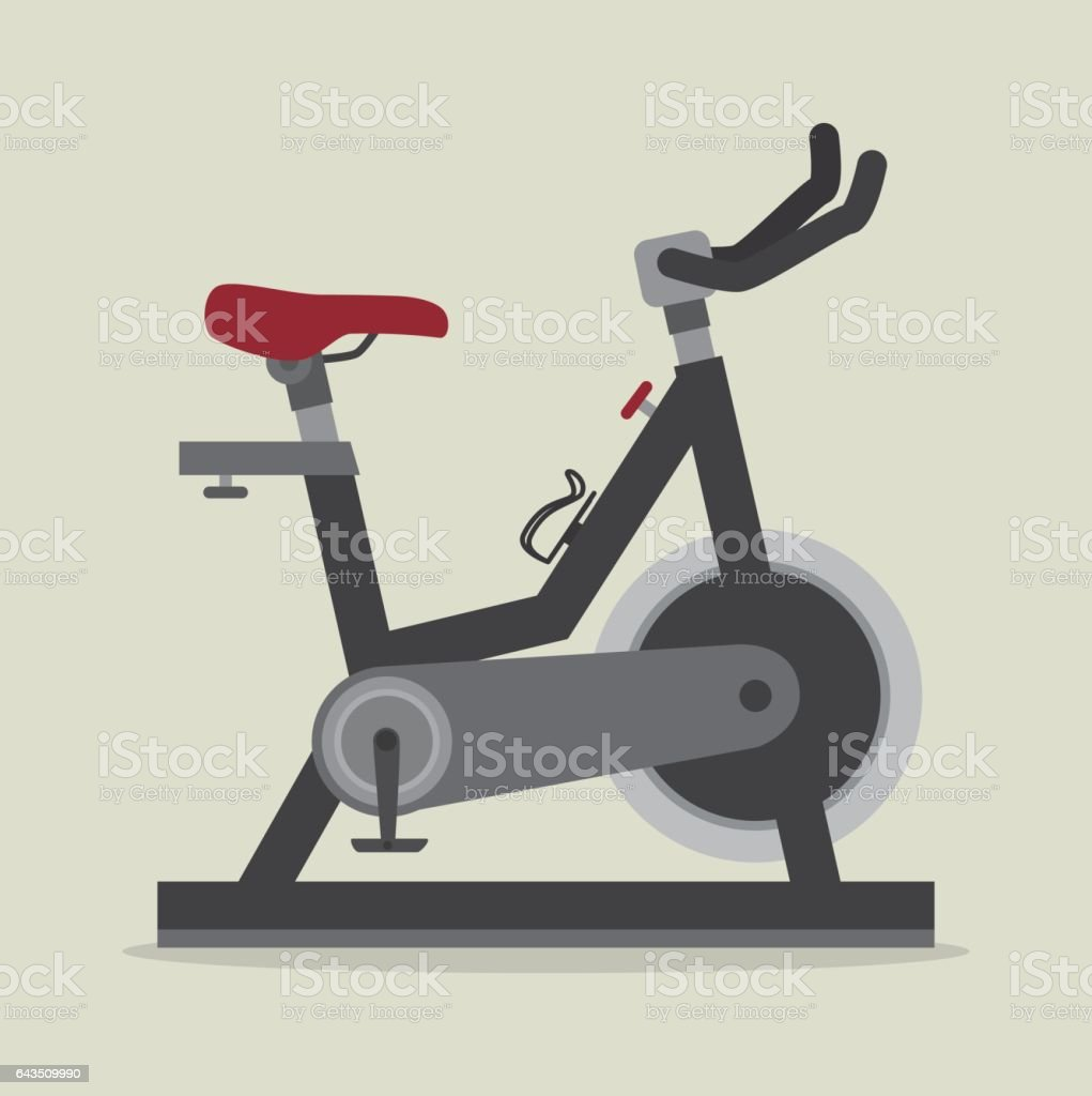 Fitness design vector art illustration