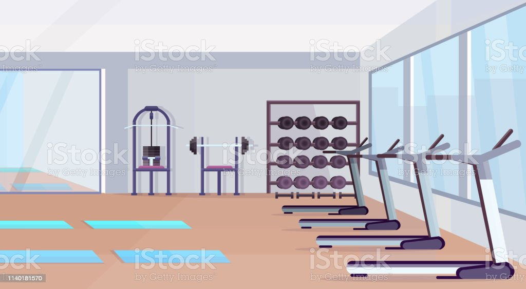 Gym room free vector art free downloads