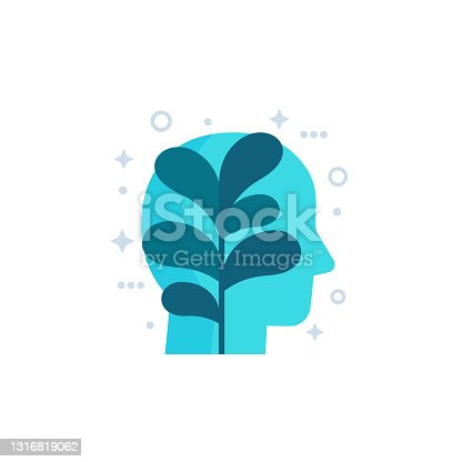 istock fitness, health, gym trendy icons on circles 1316819062