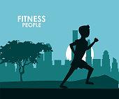 istock Fitness people running 1024935266
