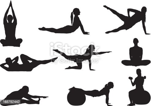 Fitness woman stretching and working outhttp://www.twodozendesign.info/i/1.png