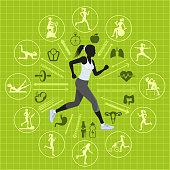 Fitness App for women