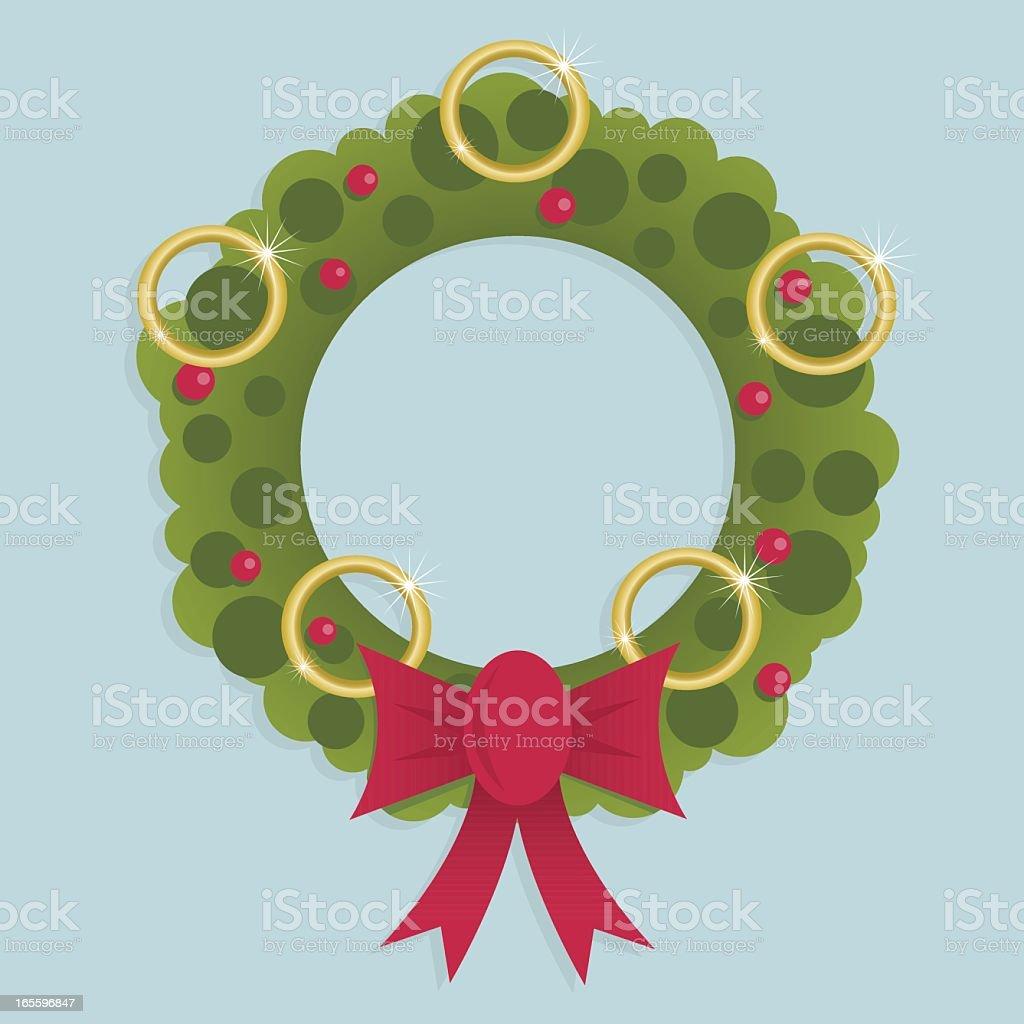 Cinco anillos de oro ilustración de cinco anillos de oro y más banco de imágenes de celebración - acontecimiento libre de derechos