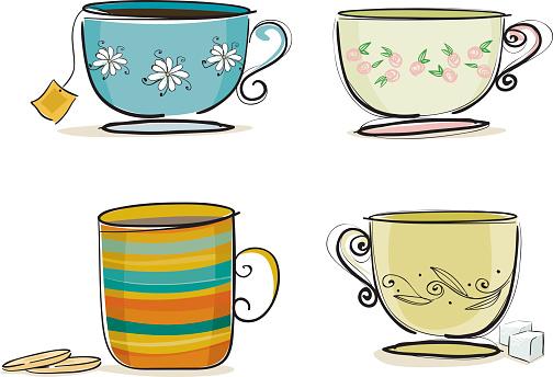 Five O Clock tea