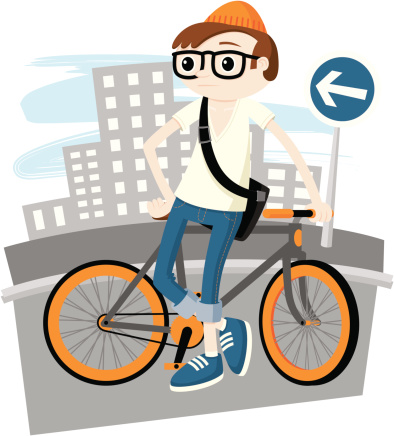 Fixie Hipster