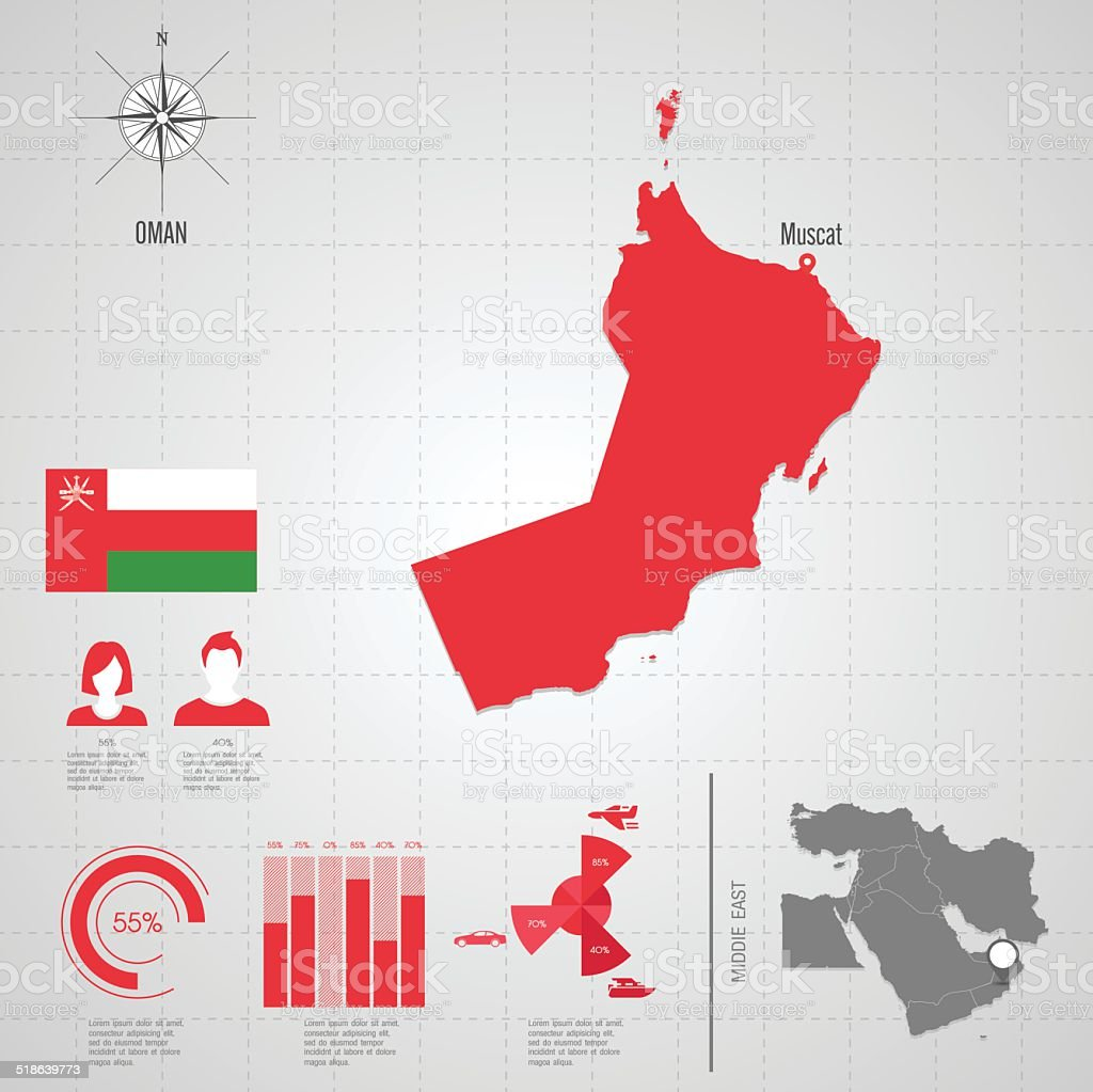 Oman flag asia world map stock vector art more images of adult oman flag asia world map royalty free oman flag asia world map stock vector gumiabroncs Gallery