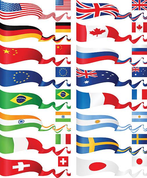 フラグバナー-最も人気の - ユニオンジャックの国旗点のイラスト素材/クリップアート素材/マンガ素材/アイコン素材