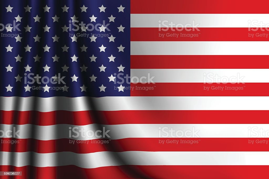 USA flag curtain royalty-free usa flag curtain stock vector art & more images of abstract