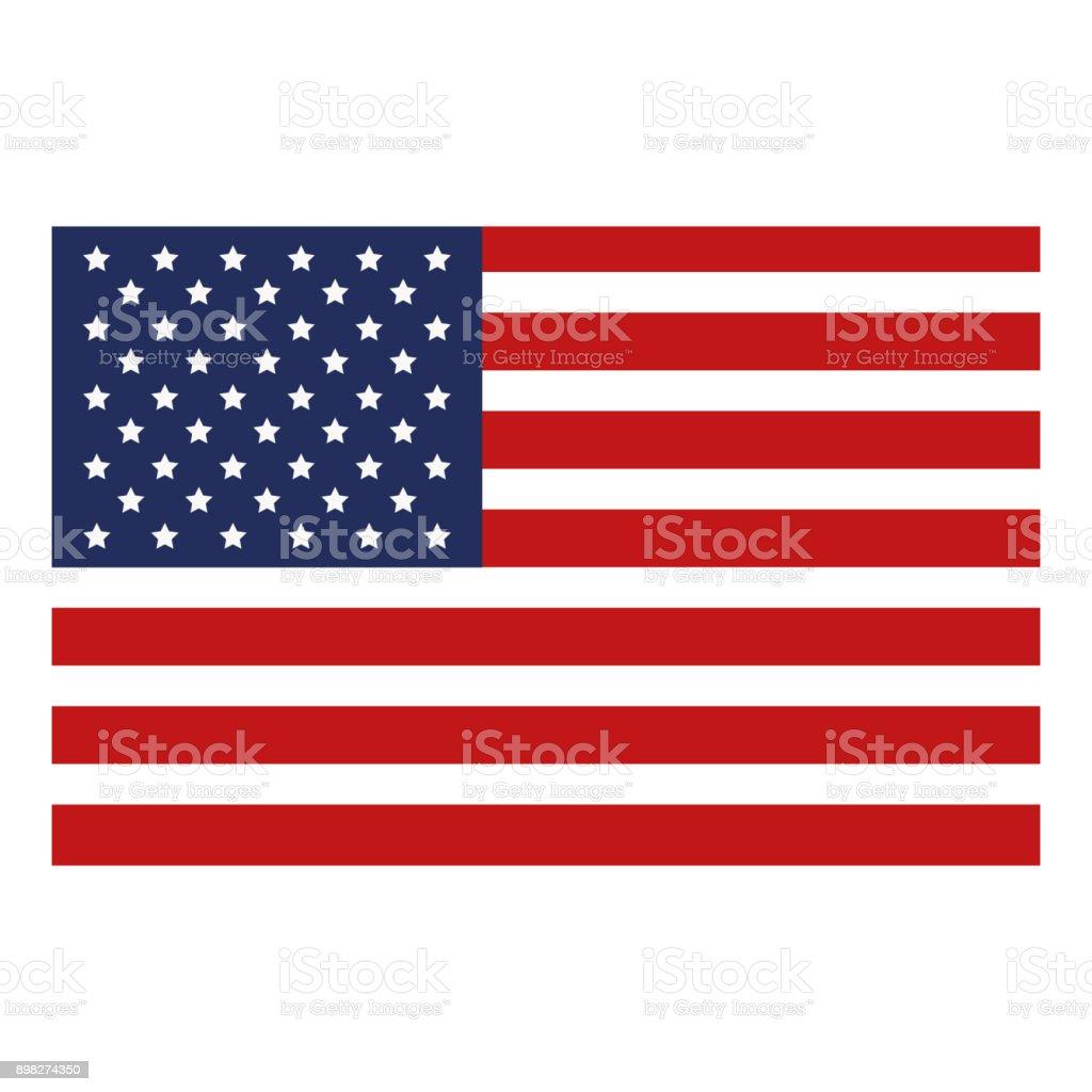 royalty free usa flag clip art vector images illustrations istock rh istockphoto com usa flag clip art images usa flag clip art free