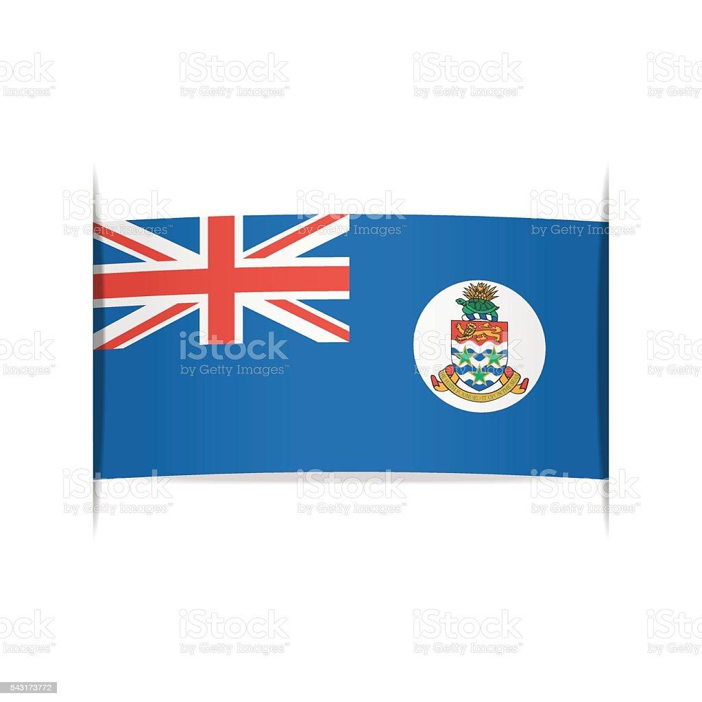 ケイマン諸島の旗