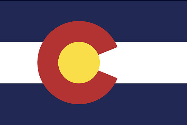 Top Vector 60 - Art Istock Colorado Illustrations And Clip Flag Graphics