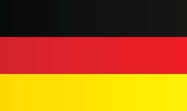 ドイツの国旗 - ドイツの国旗点のイラスト素材/クリップアート素材/マンガ素材/アイコン素材