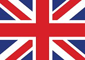Flag of Great Britain.