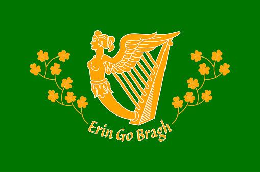Flag of Irish-American ethnic group