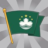 Flag of Macau