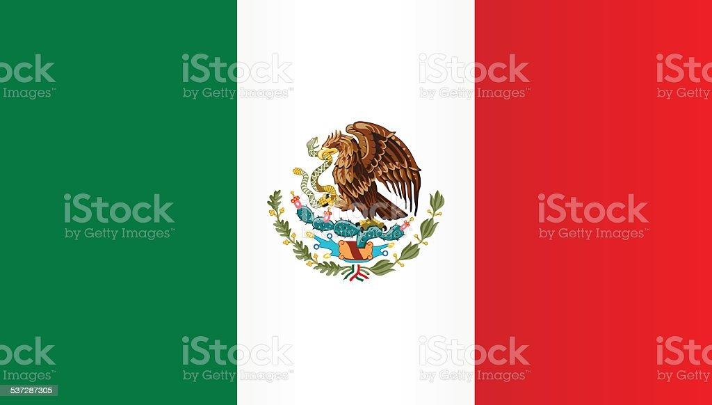 Pavilhão do México - ilustração de arte em vetor