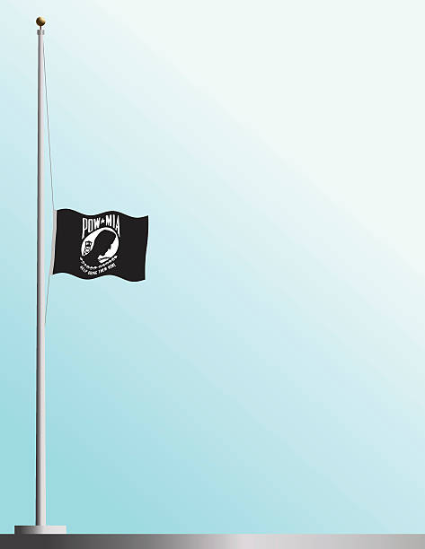 Missing In Action Flag