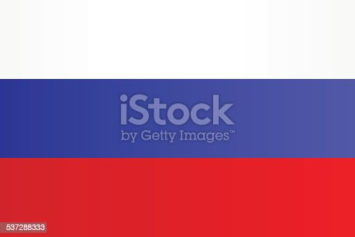 istock Flag of Russia 537288333