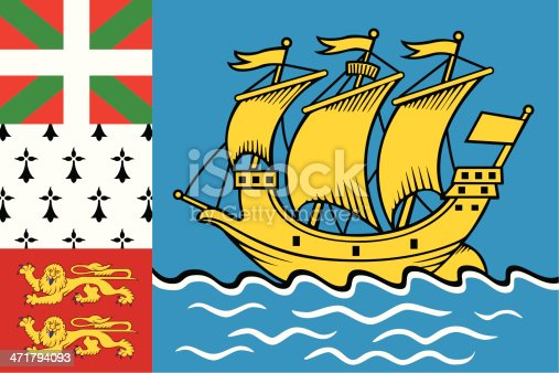 Canada Flag, Flag of Prince Edward Island.
