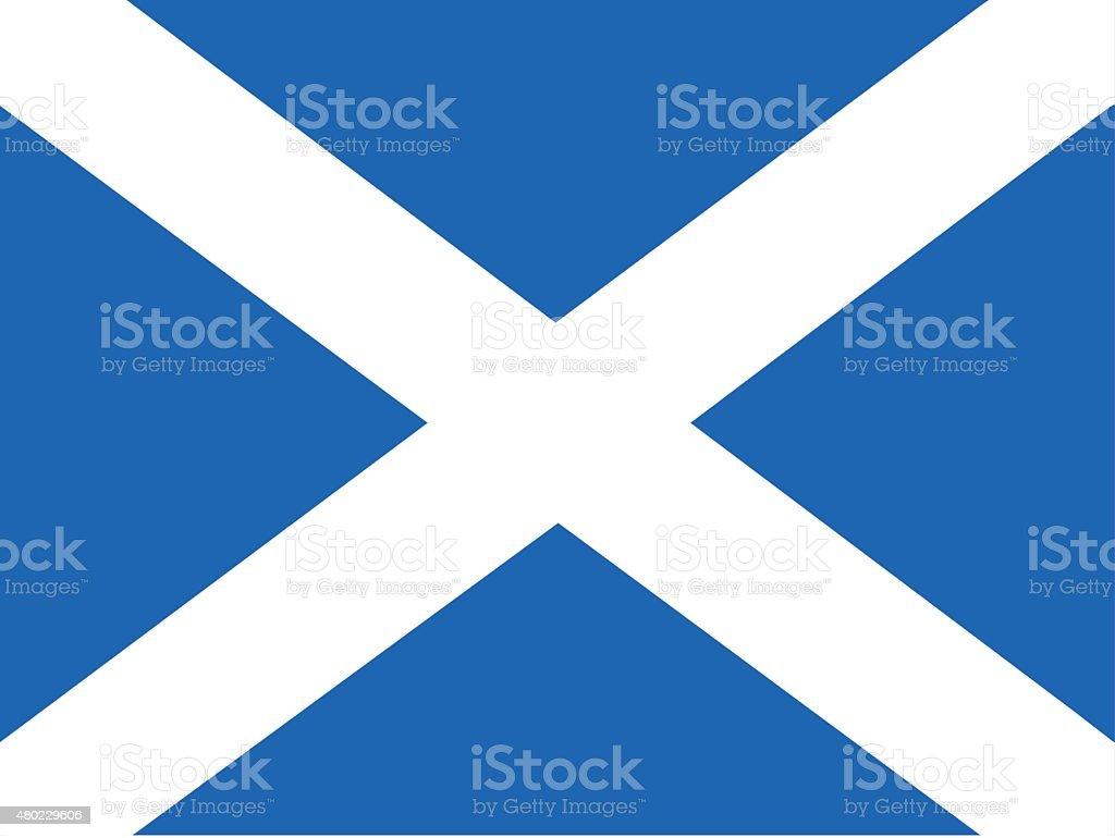 Royalty Free Scottish Flag Clip Art Vector Images Illustrations