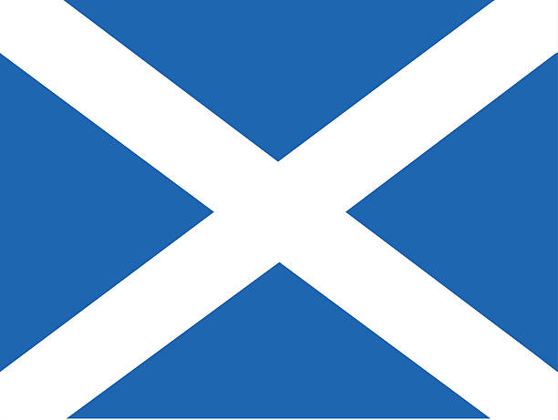 Best Scottish Flag Illustrations, Royalty-Free Vector ...