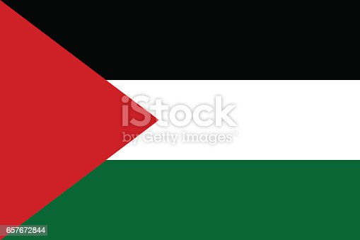 istock Flag of State of Palestine 657672844