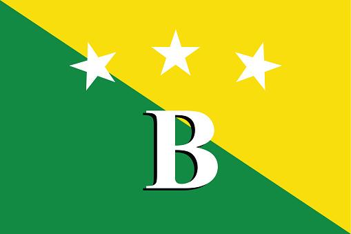 Flag of the Bocas del Toro province