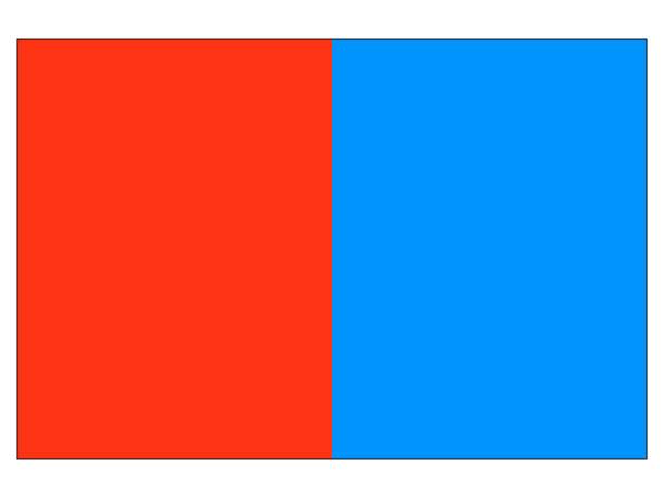flagge der italienischen stadt catania - padua stock-grafiken, -clipart, -cartoons und -symbole