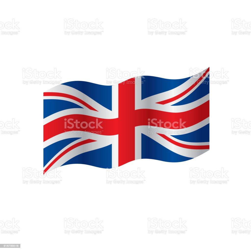 Bandera Del Reino Unido Vector - Arte vectorial de stock y más ...