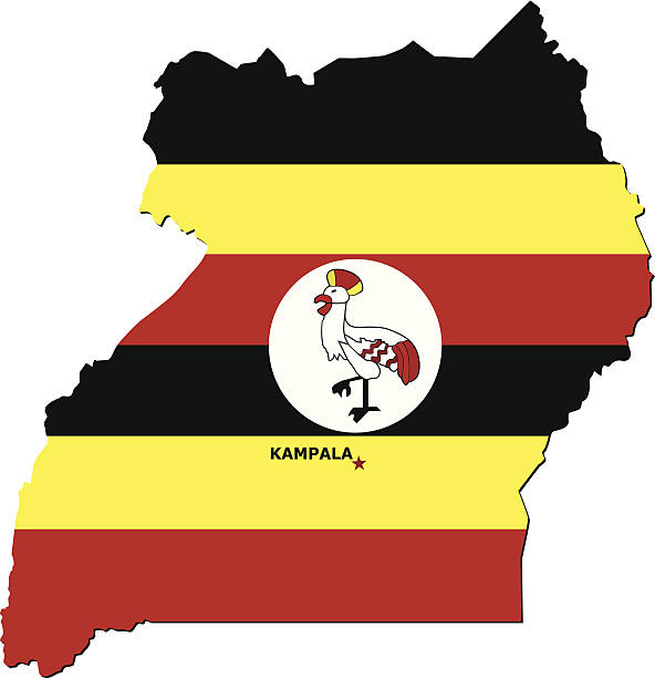 Top 60 Flag Of Uganda Clip Art, Vector Graphics And