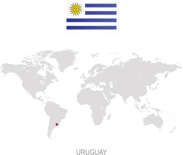 World Map Uruguay Image Collections Diagram Writing Sample And Guide - Map of uruguay world