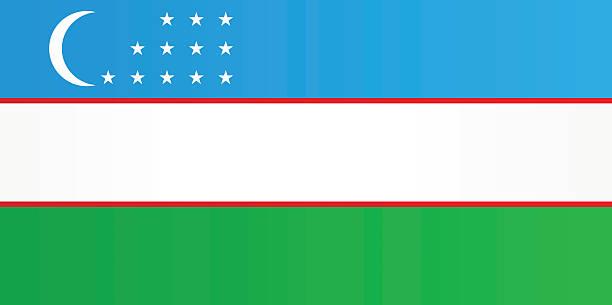 Bildergebnis für flagge uzbekistan