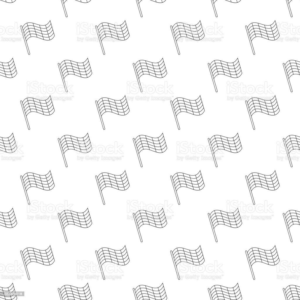 Flag pattern seamless royalty-free flag pattern seamless stock vector art & more images of backgrounds