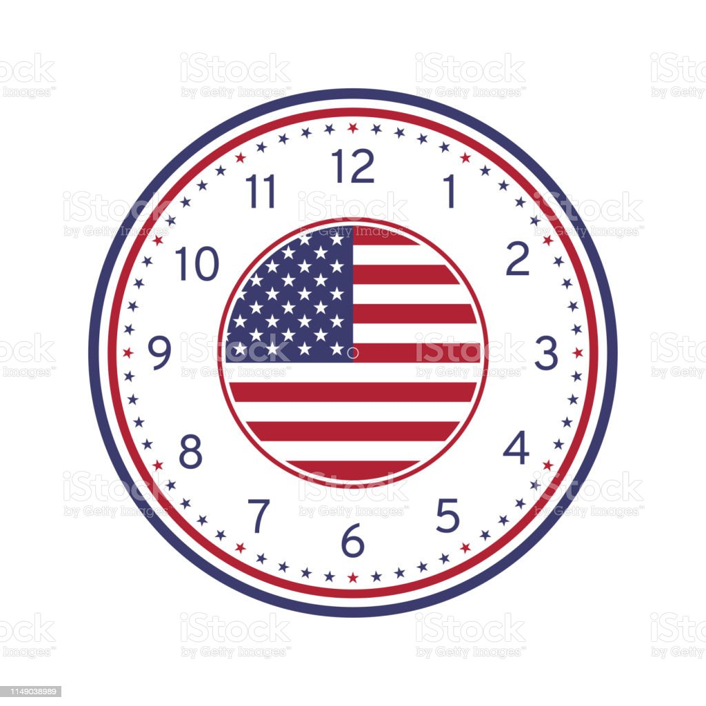 This is an image of Terrible Printable Clock Template